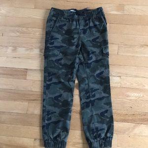 Old Navy Camo Cargo Pants